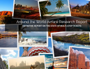 Around the World Airfare Research Report-image
