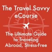 Travel Savvy eCourse-01