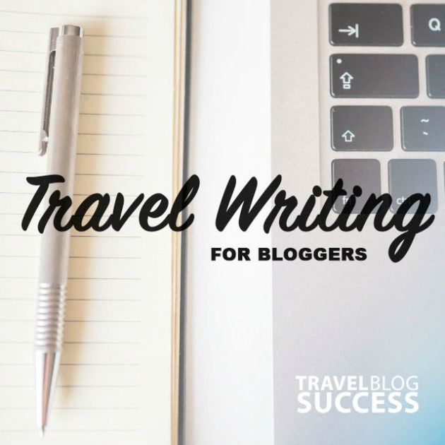 travel writing coursework